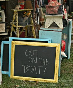 CL-painted wood chalkboards-photo by Carla Schauer