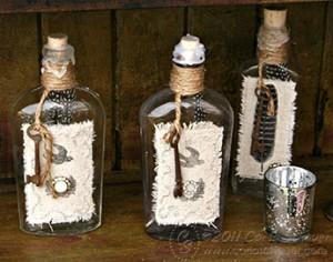 skeleton key bottles-photo by Carla Schauer