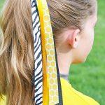 DIY Softball HairBows