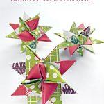 Make German Stars for Christmas