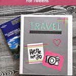 Road Trip Travel Binder for Tweens
