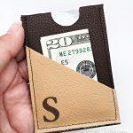Make a Slim Leather Wallet–Easy DIY Gift forMen