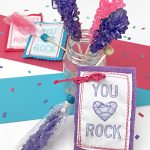 You Rock Printable Valentines