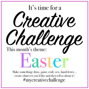 Easter Creative Challenge